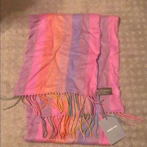 NWT Hannah Rose 100% Cashmere scarf